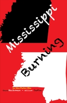 Mississippi Burning - DVD cover (xs thumbnail)