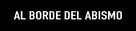 Man on a Ledge - Argentinian Logo (xs thumbnail)