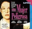A Dangerous Woman - Argentinian poster (xs thumbnail)
