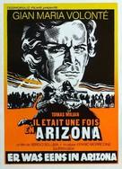 Faccia a faccia - Belgian Movie Poster (xs thumbnail)