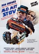 Eat My Dust! - Danish Movie Poster (xs thumbnail)