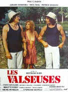 Les valseuses - French Movie Poster (xs thumbnail)