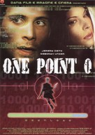One Point O - Italian poster (xs thumbnail)