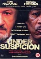 Under Suspicion - British DVD movie cover (xs thumbnail)