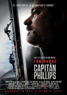 Captain Phillips - Spanish Movie Poster (xs thumbnail)