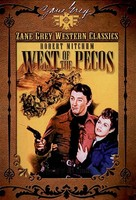 West of the Pecos - DVD cover (xs thumbnail)