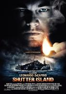 Shutter Island - Spanish Movie Poster (xs thumbnail)