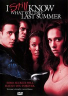 I Still Know What You Did Last Summer - DVD movie cover (xs thumbnail)
