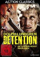 Detention - German DVD cover (xs thumbnail)