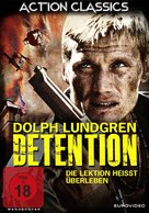 Detention - German DVD movie cover (xs thumbnail)