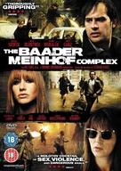 Der Baader Meinhof Komplex - British DVD movie cover (xs thumbnail)