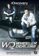 """Wheeler Dealers"" - British DVD movie cover (xs thumbnail)"