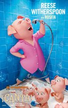 Sing - Spanish Movie Poster (xs thumbnail)