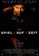 Snake Eyes - German Movie Poster (xs thumbnail)