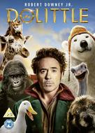 Dolittle - British DVD movie cover (xs thumbnail)