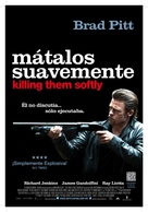 Killing Them Softly - Mexican Movie Poster (xs thumbnail)