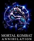 Mortal Kombat: Annihilation - DVD cover (xs thumbnail)