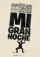 Mi gran noche - Spanish Movie Poster (xs thumbnail)
