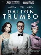 Trumbo - French Movie Poster (xs thumbnail)
