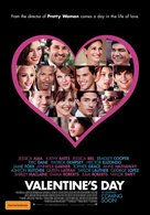 Valentine's Day - Australian Movie Poster (xs thumbnail)