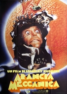 A Clockwork Orange - Italian Movie Poster (xs thumbnail)