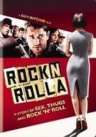 RocknRolla - DVD cover (xs thumbnail)