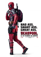 Deadpool - Belgian Movie Poster (xs thumbnail)