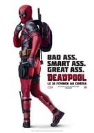 Deadpool - Belgian Movie Poster (xs thumbnail)