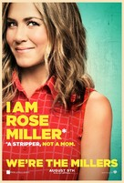 We're the Millers - Character movie poster (xs thumbnail)