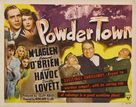 Powder Town - Movie Poster (xs thumbnail)