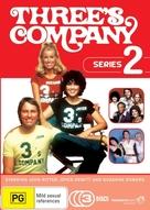 """""""Three's Company"""" - Australian DVD movie cover (xs thumbnail)"""