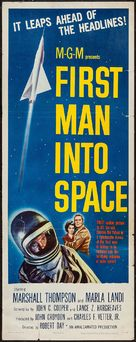 First Man Into Space - Movie Poster (xs thumbnail)
