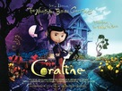 Coraline - British Movie Poster (xs thumbnail)