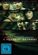 A Perfect Getaway - German Movie Cover (xs thumbnail)