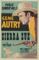 Sierra Sue - Re-release poster (xs thumbnail)