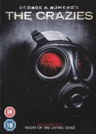 The Crazies - British DVD cover (xs thumbnail)