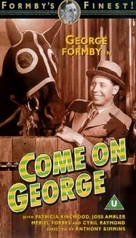 Come on George! - British VHS cover (xs thumbnail)
