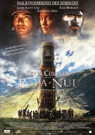 Rapa Nui - German Movie Poster (xs thumbnail)