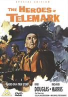 The Heroes of Telemark - British Movie Cover (xs thumbnail)