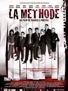 Método, El - French poster (xs thumbnail)