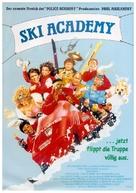 Ski Patrol - German Movie Poster (xs thumbnail)