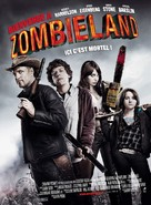Zombieland - French Movie Poster (xs thumbnail)
