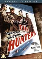 The Hunters - British Movie Cover (xs thumbnail)