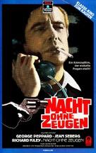 Pendulum - German VHS movie cover (xs thumbnail)