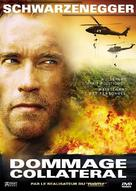Collateral Damage - French DVD movie cover (xs thumbnail)