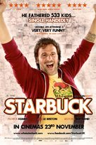 Starbuck - British Movie Poster (xs thumbnail)