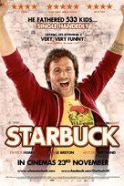 Starbuck - British Movie Poster (xs thumbnail)