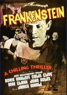 Frankenstein - Movie Poster (xs thumbnail)