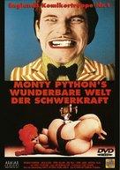 And Now for Something Completely Different - German DVD cover (xs thumbnail)