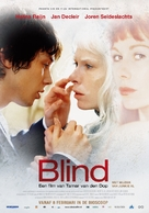 Blind - Dutch Movie Poster (xs thumbnail)